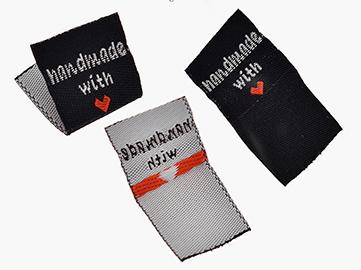 etiquetas de ropa personalizados