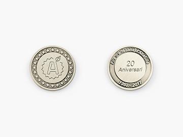 monedas personalizados